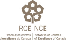 Networks of Centres of Excellence logo