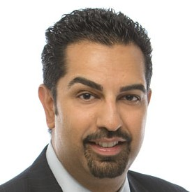 Parimal Nathwani, vice-president of commercialization, MaRS Innovation