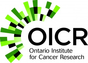 Ontario Institute for Cancer Research logo