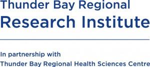 Thunder Bay Regional Research Institute (TBRRI) Logo