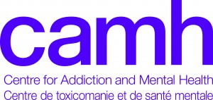 Centre for Addiction and Mental Health (CAMH) Logo