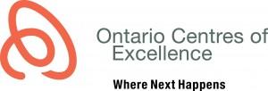 Ontario Centres of Excellence--Where Next Happens