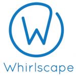 Whirlscape logo