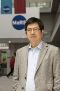 Dr. Gang Zheng, founder of DLVR Therapeutics