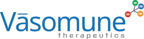 Vasomune Therapeutics logo
