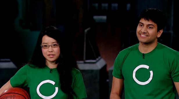 CEO Marissa Wu (left) and CTO Vivek of Onyx Motion, a UTEST company.