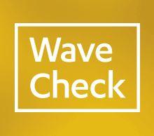Wavecheck
