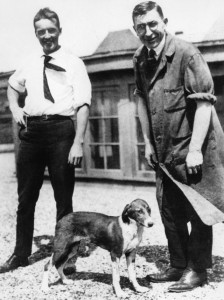 Frederick Grant Banting and Charles H. Best discovered insulin at the University of Toronto. Dr. Mladen Vranic was a post-doctoral fellow with Best; one of Vranic's many discoveries, in collaboration with Dr. Michael Riddell and Dr. David Coy, led to the creation of Zucara Therapeutics.