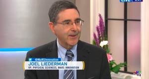 """Joel Liederman appeared on CanadaAM as part of the kickoff to the program's """"What's Next"""" segment on technology and entrepreneurship."""